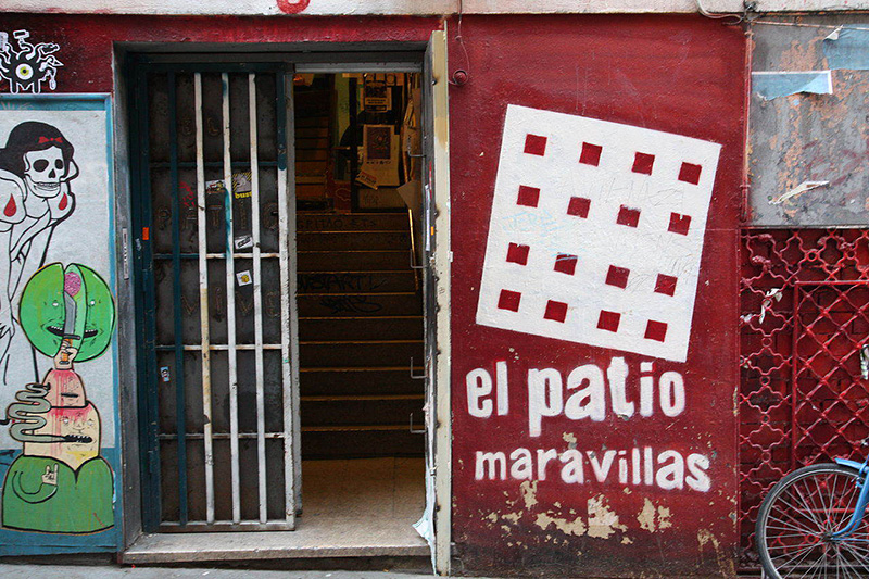 Patio-Maravillas