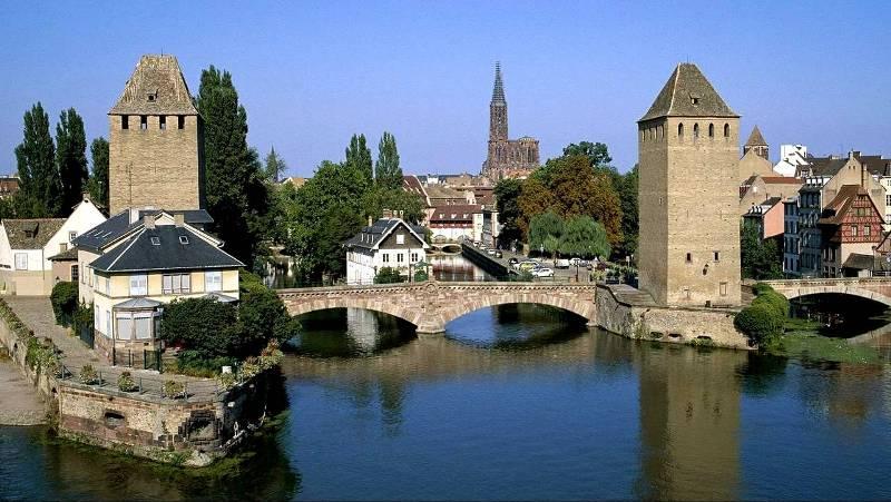 1. Grand Ile de Estrasburgo