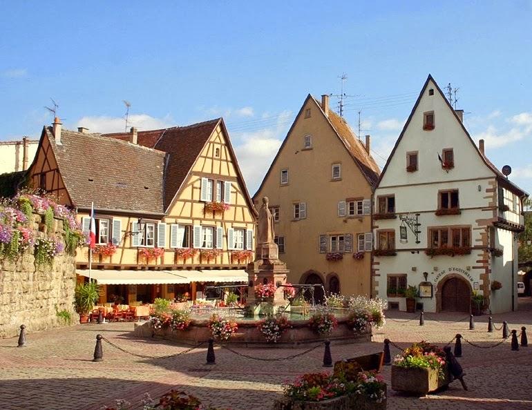 10. Eguisheim