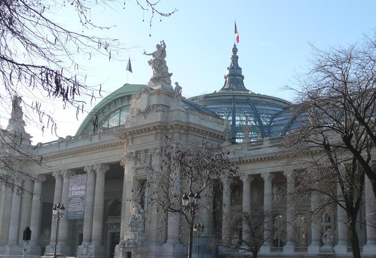 10. Gran Palacio de París
