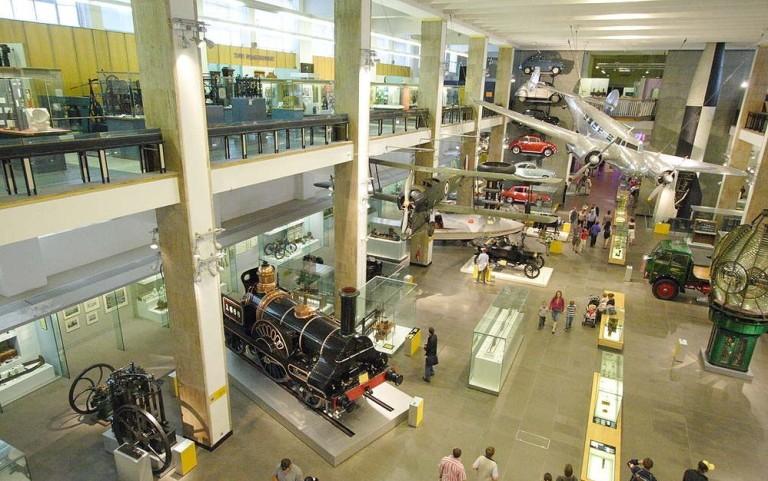 10. Museo de Ciencias