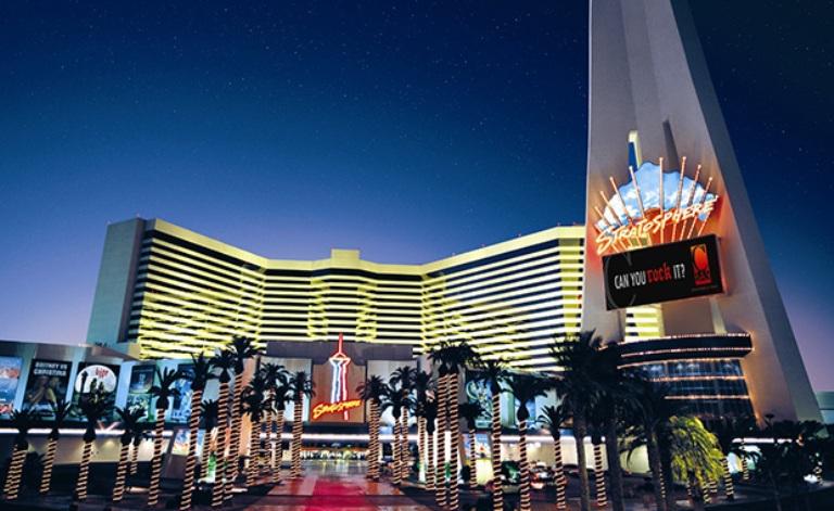 10. Stratosphere Las Vegas