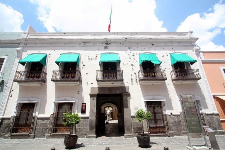 11. Museo de la Revolución Mexicana