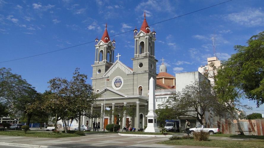 14. Iglesia de Nuestra Señora del Carmen