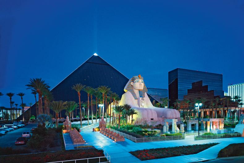 14. Luxor