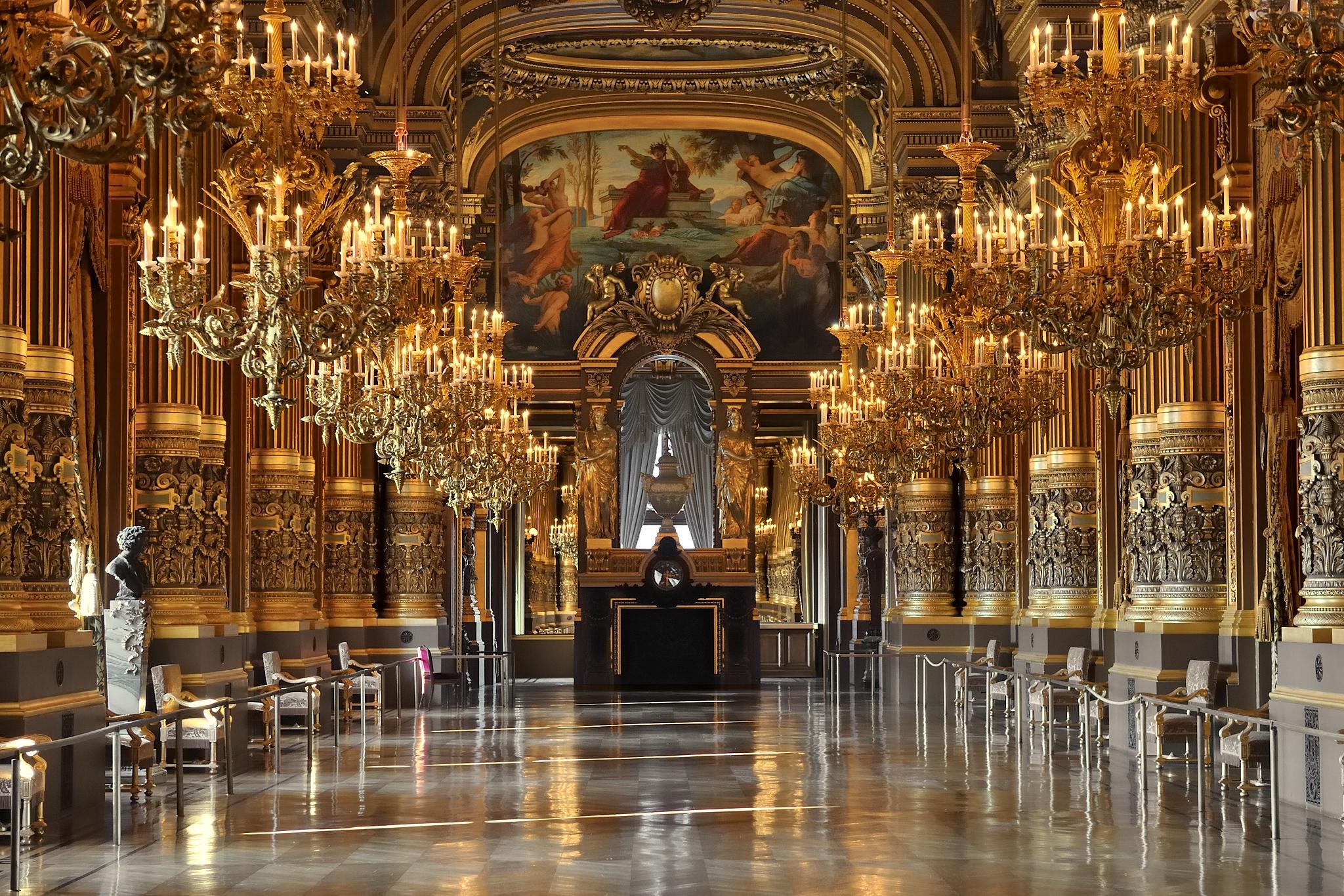 14. Palacio Garnier