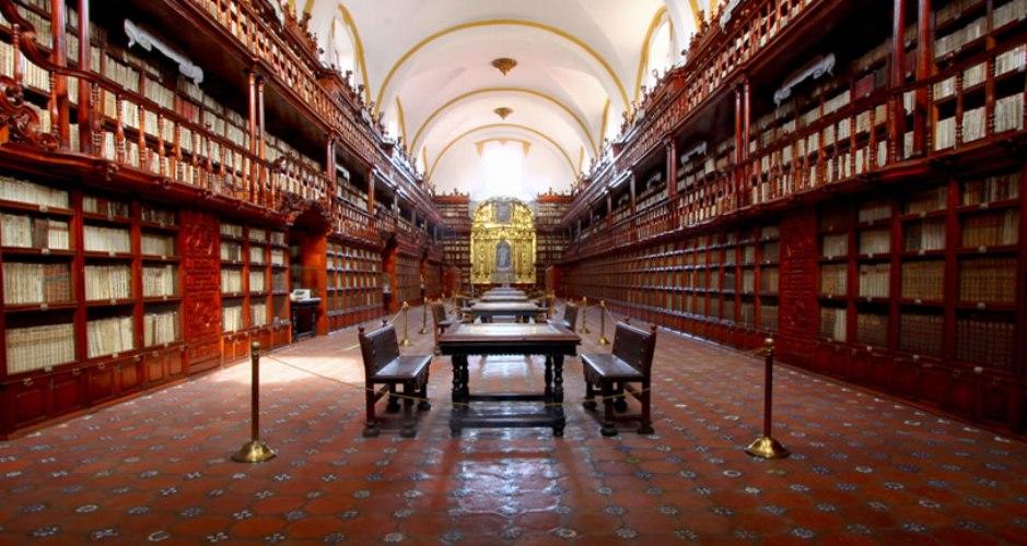 15. Biblioteca Palafoxiana