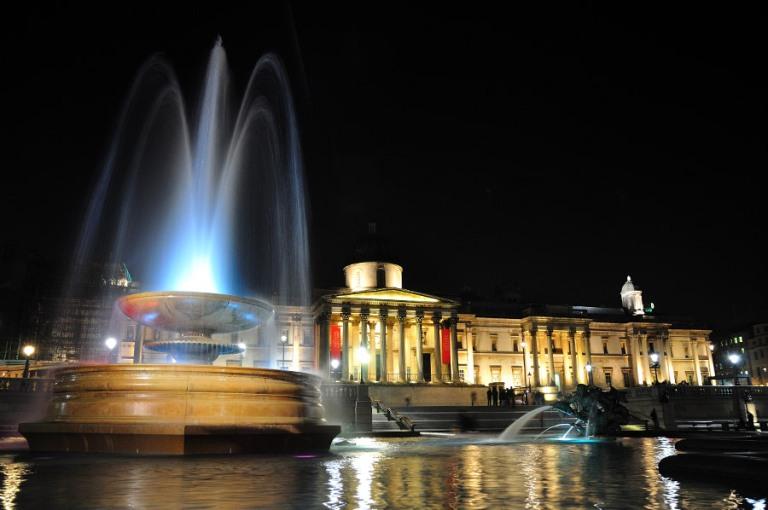 15. Trafalgar Square