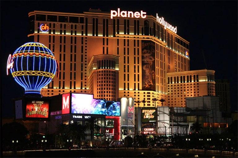 16. Planet Hollywood