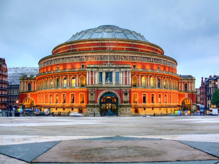 18. Royal Albert Hall