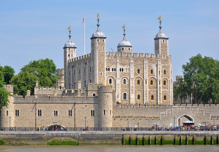 2. Torre de Londres