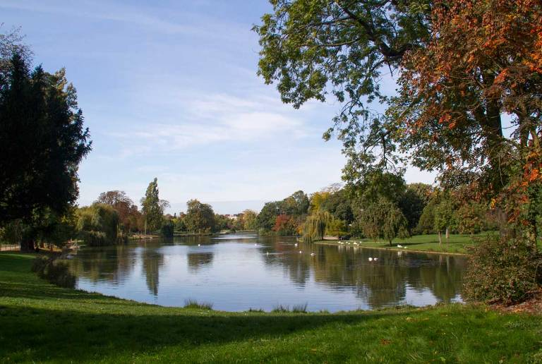 22. Bosque de Vincennes