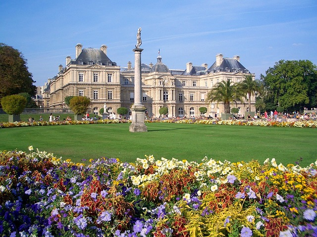 24. Jardines de Luxemburgo