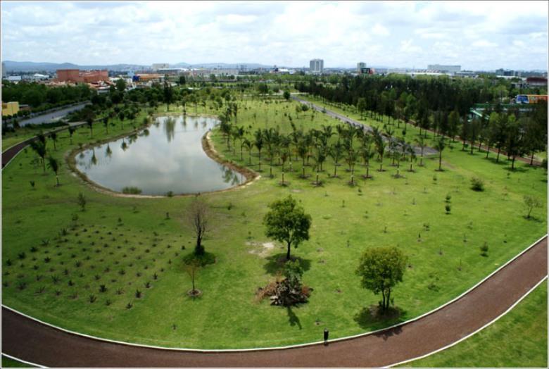 25. Jardín del Arte