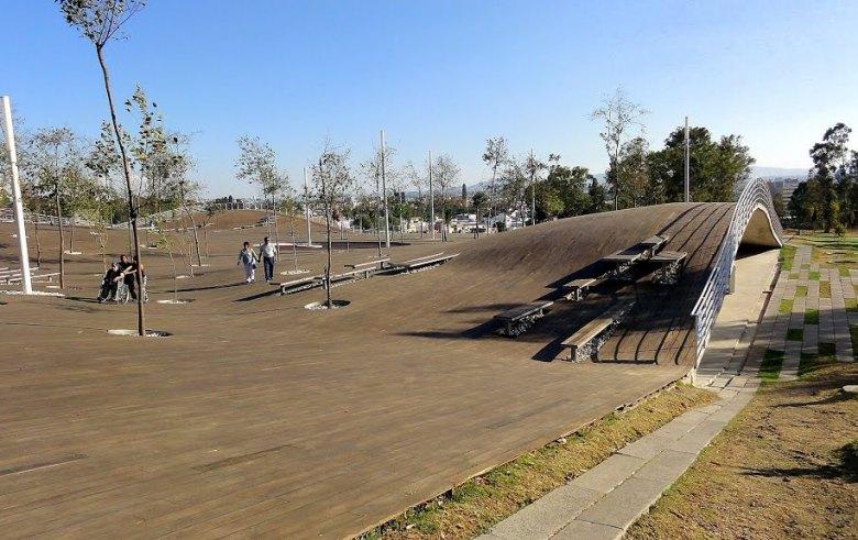 26. Parque de Los Fuertes