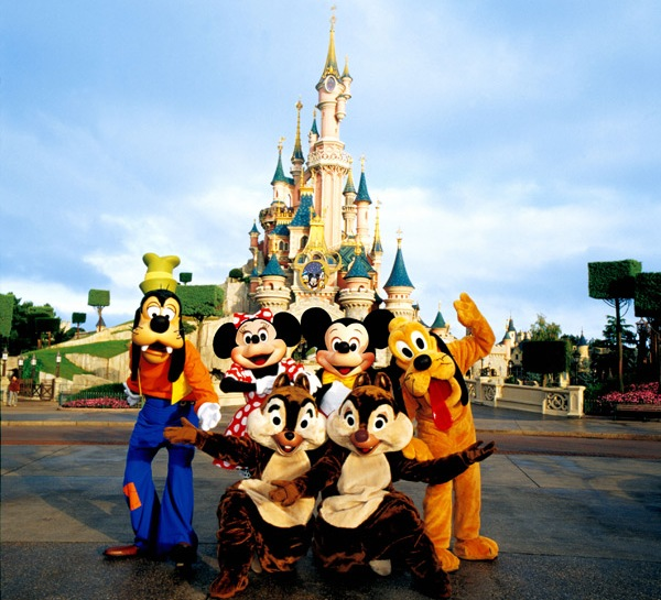 27. Disneyland Paris