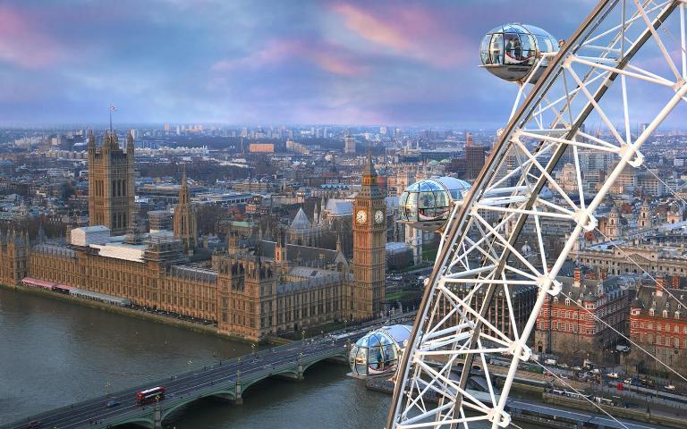 27. London Eye