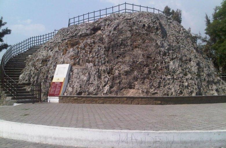 29. Volcán Cuexcomate