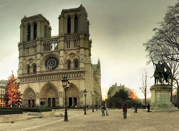 3. Catedral de Notre Dame