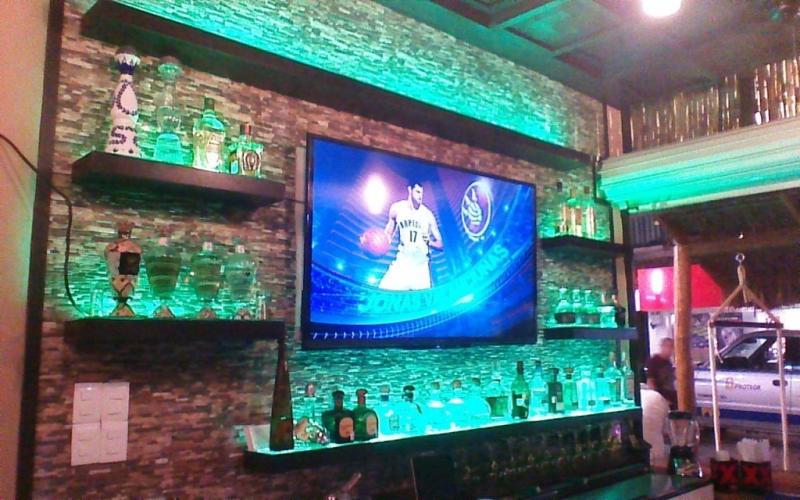 4. Sr. Dan's Margarita and Sports Bar
