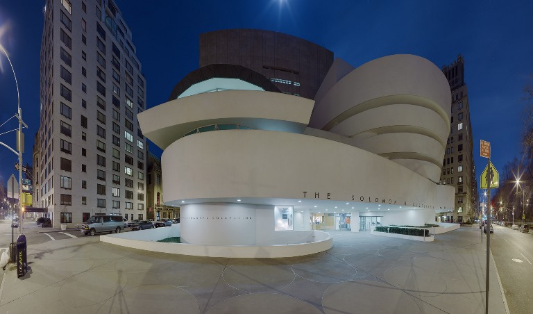 4. Visitar el Museo Guggenheim