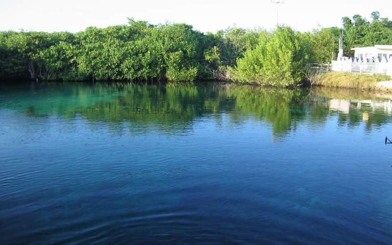 6. Casa Cenote
