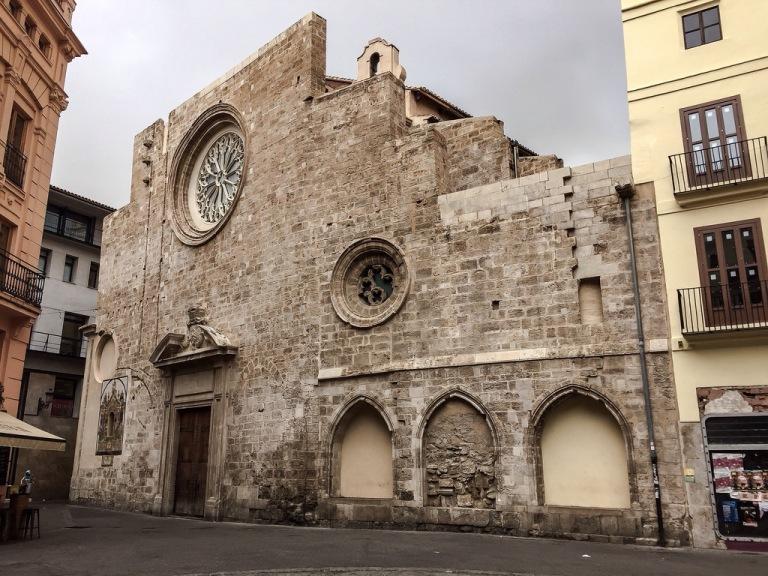 6. Iglesia de Santa Catalina
