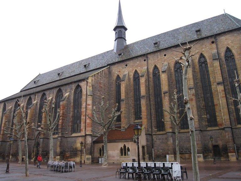 6. Iglesia de los dominicos de Colmar