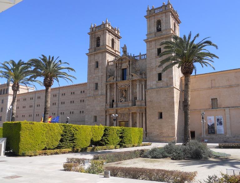 7. Monasterio de San Miguel de los Reyes