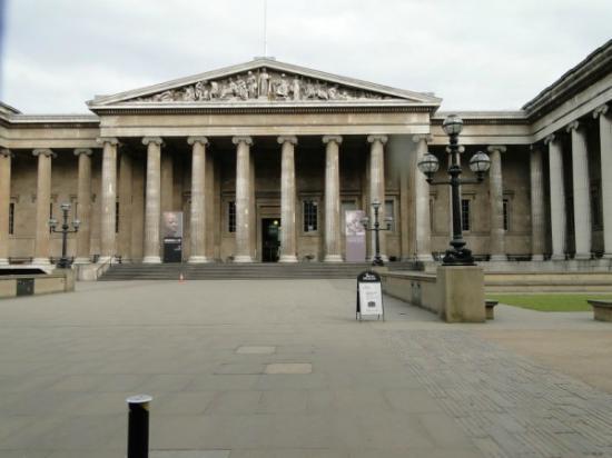 7. Museo Británico