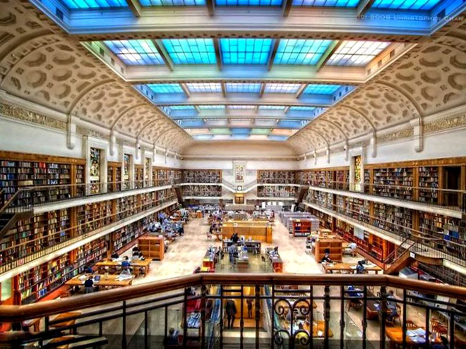 8. Biblioteca Británica