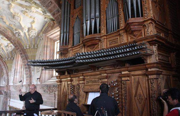 8. Festival Internacional de Órgano