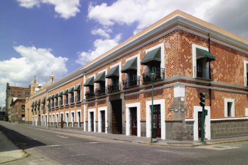 8. Museo Amparo