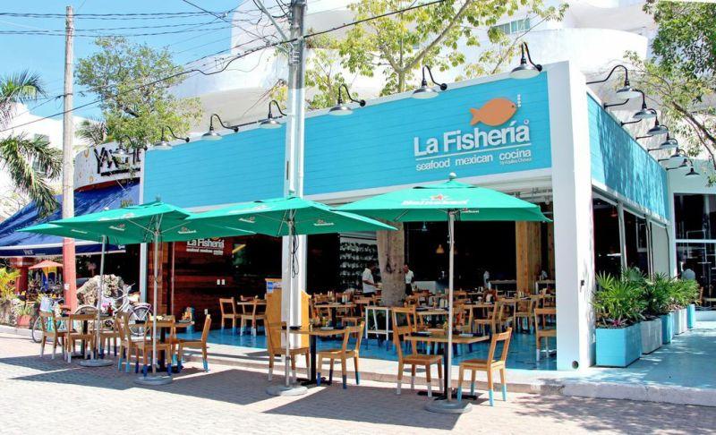 9. La Fishería