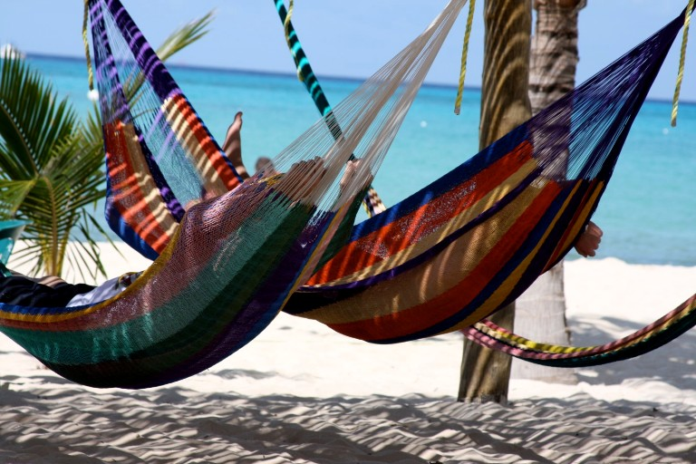 Hammocks in Mexico