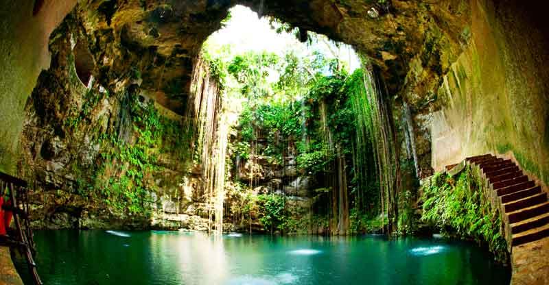 Los 10 cenotes más impresionantes en Playa del Carmen