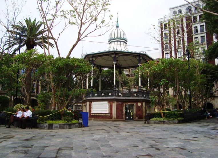 10. Jardín Juárez