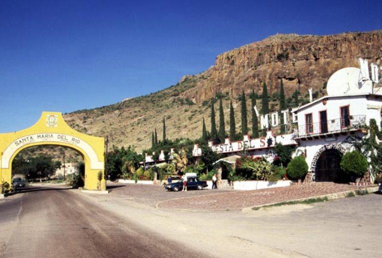10. Santa María del Río