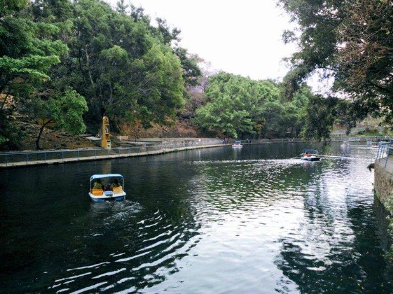 11. Parque Ecológico Chapultepec