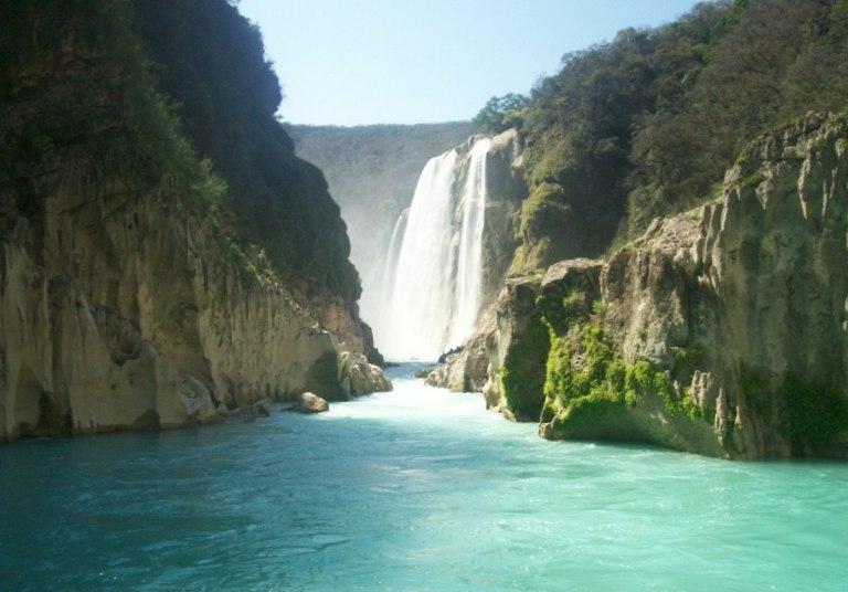 15. Las cascadas