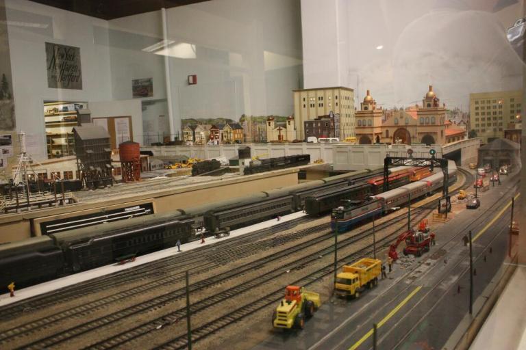 19. Museo de trenes a escala de San Diego