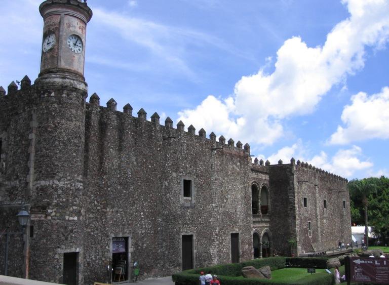 2. El Palacio de Cortés
