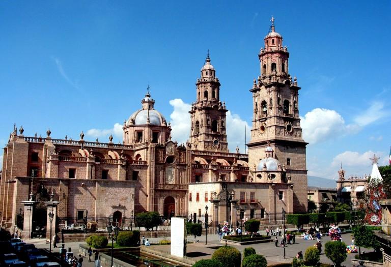 3. Catedral de Morelia