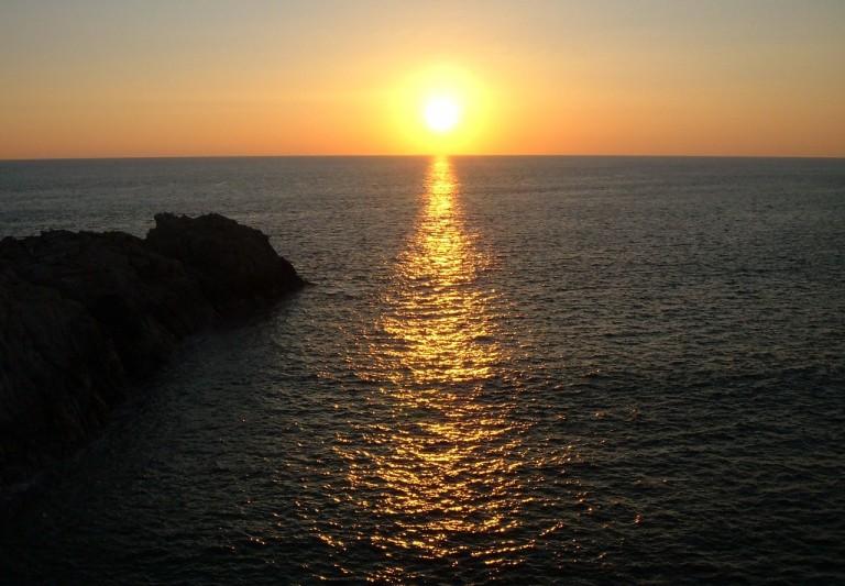 3. Punta Cometa