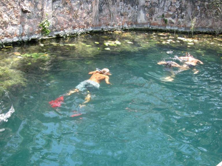 6. Cenote de La Bruja