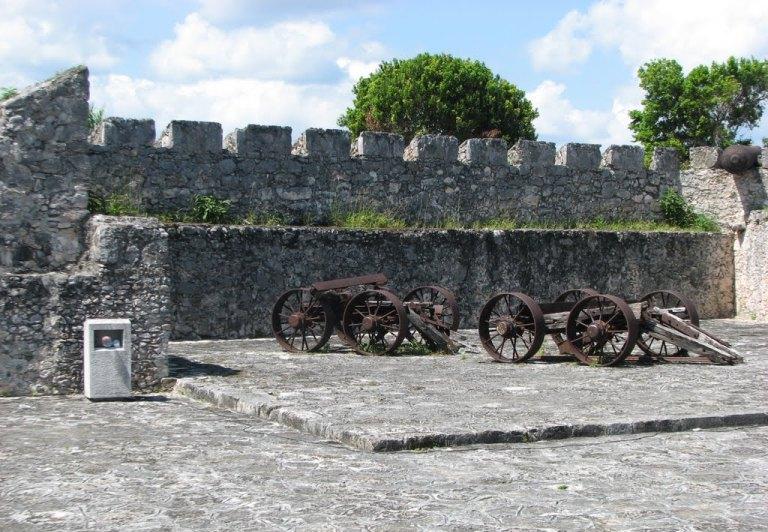 7. Fuerte de San Felipe Neri