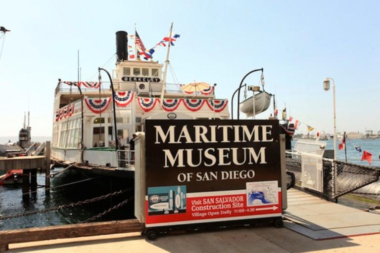 7. Museo Marítimo de San Diego