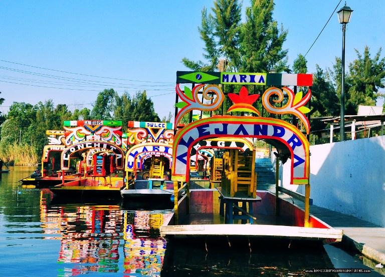 7. Xochimilco
