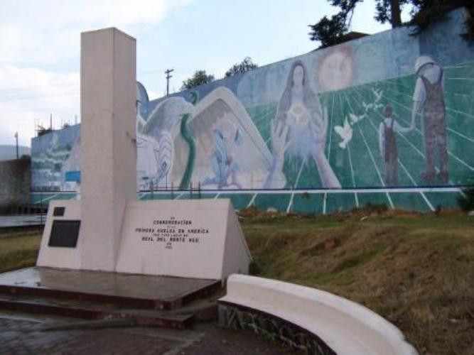 8. Monumento a la primera huelga en América