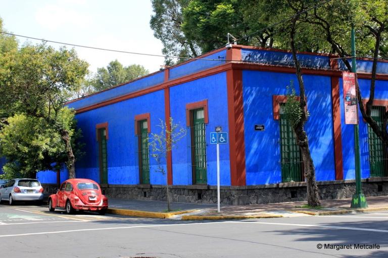 8. Museo Frida Kahlo